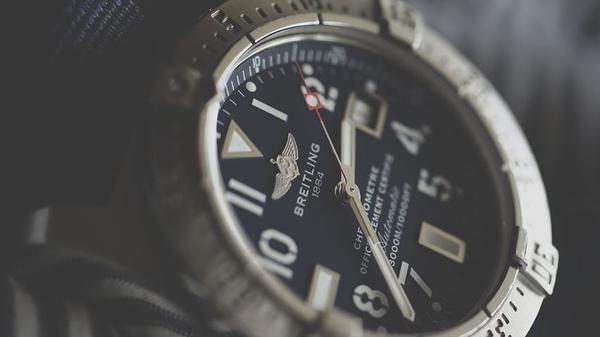 ekskluzywny szwajcarski zegarek
