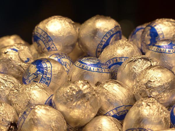 czekoladki z nadrukiem